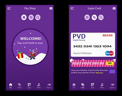 Payment App Activities