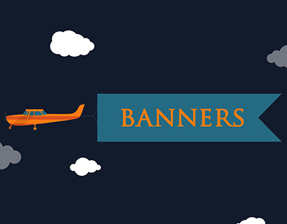 Banners, FB covers and Ads