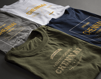 T-Shirt designs for ITamizhan