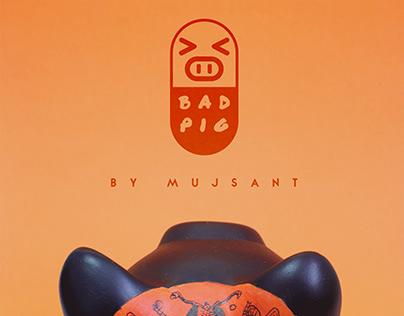Bad Pig / orange
