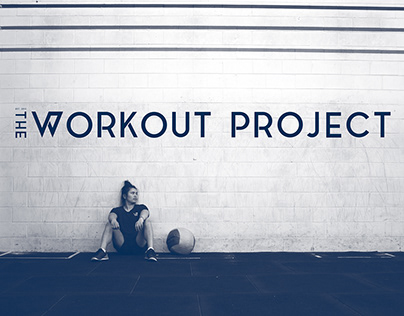 The Workout Project - Branding
