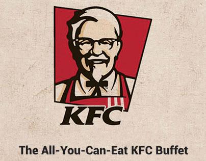 KFC Buffet Brochure - Practice Work.