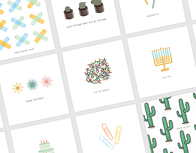 Greeting Cards & Stationery
