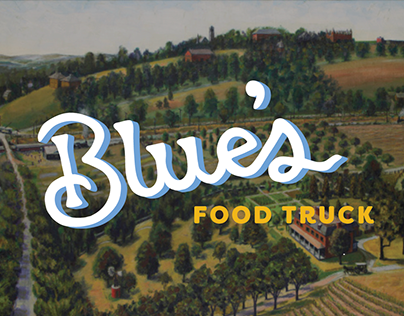 Blue's Food Truck