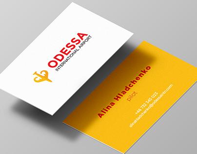 Rebranding of Odessa International Airport