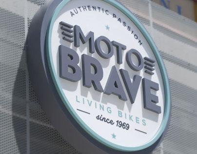 Moto Brave · Branding & Web Design