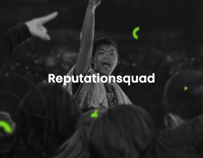 Reputation Squad website