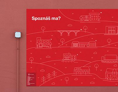 Sereď - City Branding