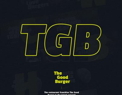 The Good Burger Web Site