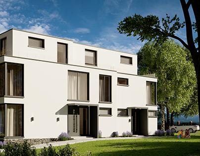 Residential building in Berlin