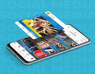 Redes Sociales - Océano FM