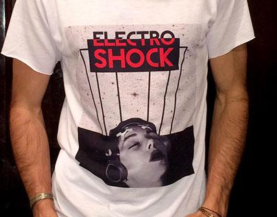 Electroshock camiseta