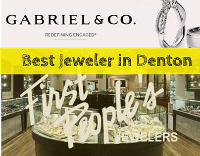 Best Jeweler in Denton | Call - 940 383-3032