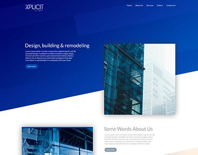 Xplicit Designs