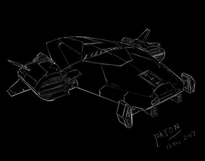 Ship concept-Payon