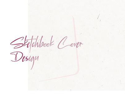 Sketchbook cover Book