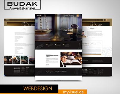 Law Web Design Inspirations