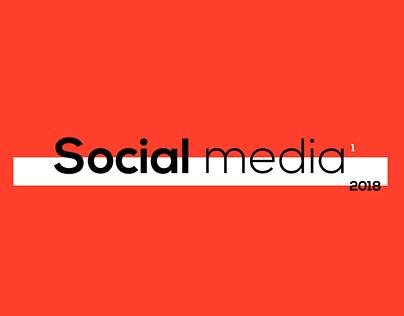 Social media 2018 - Vol. 1