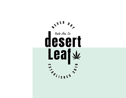 DESERT LEAF DISPENSARY