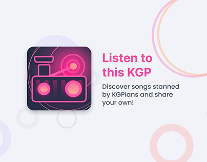 Listen to this KGP!