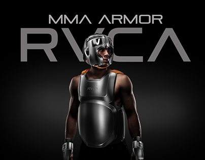 RVCA MMA Smarter Training Gear