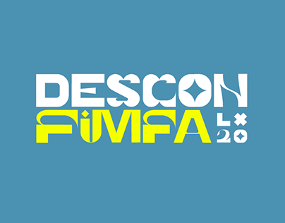 desconFIMFA LX20 - Festival Branding