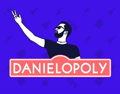 Custom Monopoly / Danielopoly