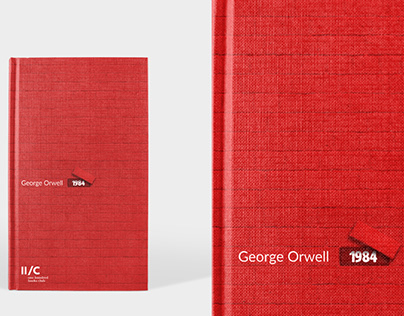 1984 redesign book cover