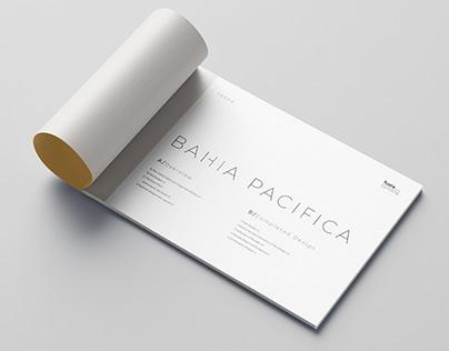 Bahia Pacifica presentation brochure