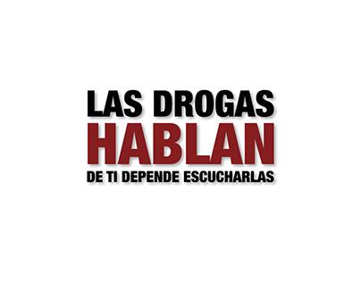Las Drogas Hablan - Campaña Personería de Medellín
