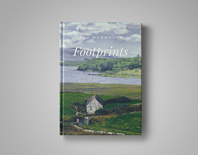 Footprints // E-book cover
