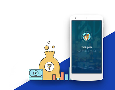 Vyapyaar - Your Trading Friend [Learning Design]