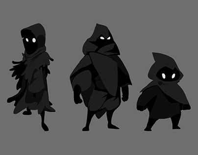 game design concept ideas based off limbo