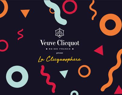 LA VEUVE CLICQUOT - APP DESIGN
