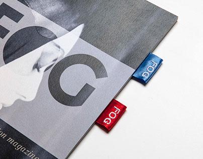 Fashion magazine FOG