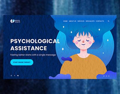 Website for psychological help