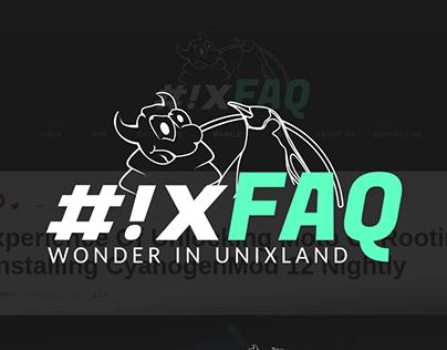 Brand Logo for nixFAQ.org