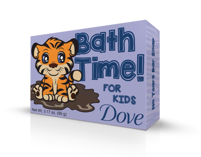 Dove Soap for Kids