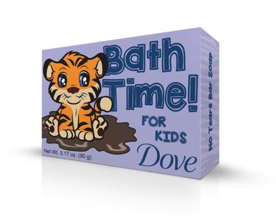 Dove Soap for Kids