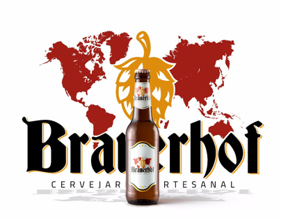 Branding - Cerveja Brauerhof
