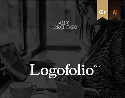 LOGOFOLIO | Alex Korchevski