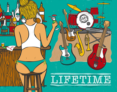 Lifetime Digital Album Art