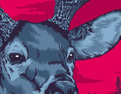 Elk, Ram, & Whitetail Posters