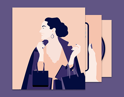 Illustrations for a PowerPoint