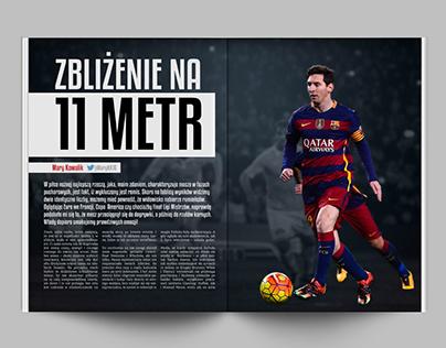 """Artykuły do """"Barça Flash"""""""