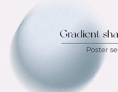 Gradient Poster Series