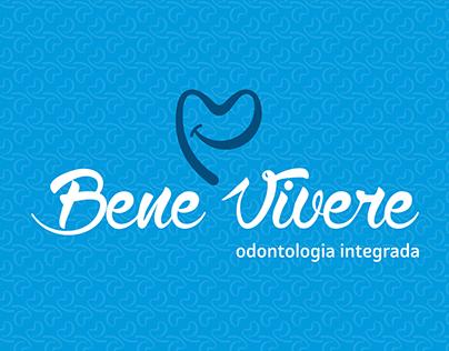 Identidade Visual Bene Vivere Odontologia Integrada