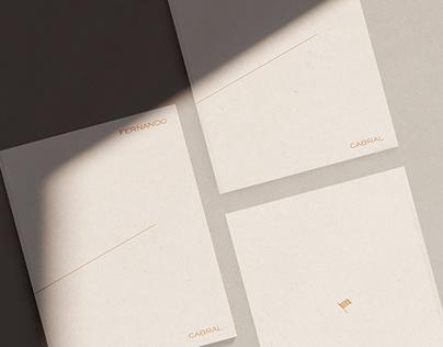 FERNANDO CABRAL 🚩 - Catalog + Identity