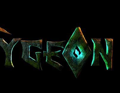 crygeon logo animation