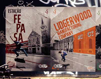 Shapeando a cidade | Ensaio sobre skate e arquitetura